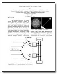 Thermal Design Aspects of the Powerspher... by Gilmore, David G.