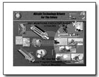 Missile Technology Drivers for the Futur... by Department of Defense