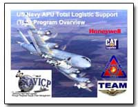 Us Navy Apu Total Logistic Support (Tls)... by Department of Defense