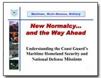 New Normalcy and the Way Ahead by Department of Defense