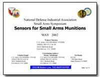 National Defense Industrial Association ... by Cincotta, Tomas