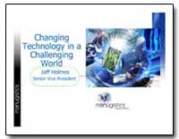 Changing Technology in a Challenging Wor... by Holmes, Jeff
