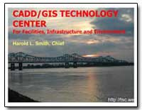 Cadd Gis Technology Center by Smith, Harold L.