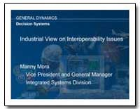 General Dynamics Decision Systems Indust... by Department of Defense