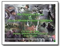The Objective Force for Tactical Wheeled... by Riggs, John M., Lieutenant General
