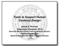 Tools to Support Human Centered Design by Pharmer, James A.