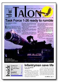 Task Force 1-26 Ready to Rumble by Brown, Tawanna R.