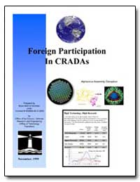 Foreign Participation in Cradas by Department of Defense