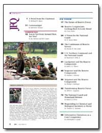 Joint Force Quarterly by Department of Defense