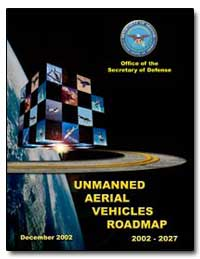 Unmanned Aerial Vehicles Roadmap by Department of Defense