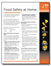 Food Safety at Home by