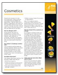 Cosmetics by
