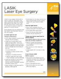 Lasik Laser Eye Surgery by