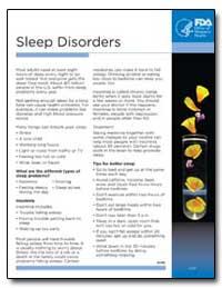 Sleep Disorders by