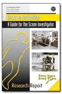 Death Investigation : A Guide for the Sc... by Travis, Jeremy