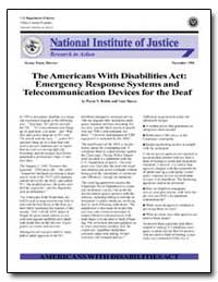 The Americans with Disabilities Act : Em... by Travis, Jeremy
