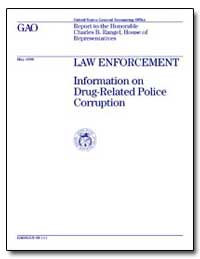 Law Enforcement Information on Drug-Rela... by Stana, Richard M.