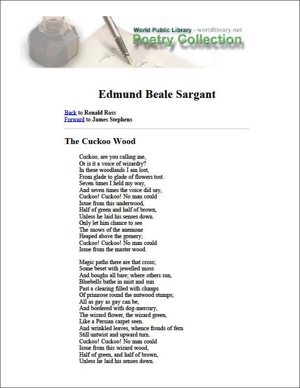 Edmund Beale Sargant by Ross, Ronald
