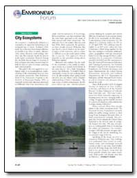 Environmental Health Perspectives, Vol. ... by Dooley, Erin E.