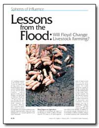 Lessons from the Flood: Will Floyd Chang... by Schmidt, Charles W.