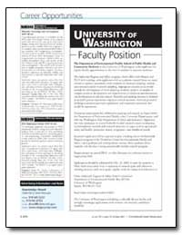 Career Opportunities University of Washi... by United Nations