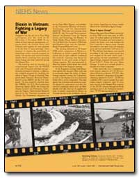 Dioxin in Vietnam : Fighting a Legacy of... by Booker, Susan M.