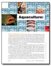 Focus Aquaculture by Tibbetts, John