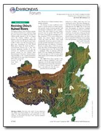 Water Pollution Reviving Chinas Ruined R... by Chepesiuk, Ron