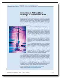 Partnerships to Address Ethical Challeng... by Srinivasan, Shobha