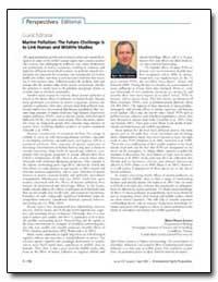 Guest Editorial Marine Pollution : The F... by Jenssen, Bjorn Munro