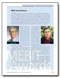 Merit Award Winners by Pfeifer, Gerd P.