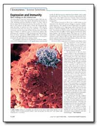 Expression and Immunity New Findings on ... by Freeman, Kris