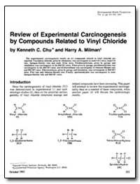 Review of Experimental Carcinogenesis by... by Chu, Kenneth C.