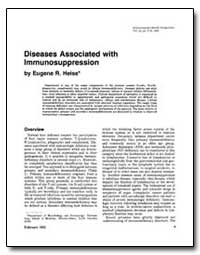 Diseases Associated with Immunosuppressi... by Heise, Eugene R.
