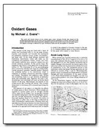 Oxidant Gases by Evans, Michael J.
