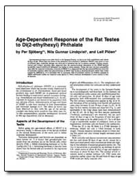 Age-Dependent Response of the Rat Testes... by Ploen, Leif