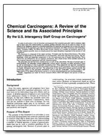 Chemical Carcinogens : A Review of the S... by United Nations
