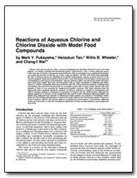Reactions of Aqueous Chlorine and Chlori... by Fukayama, Mark Y.