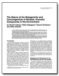 The Nature of the Mutagenicity and Carci... by Tokiwa, Hiroshi
