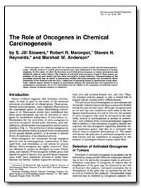 The Role of Oncogenes in Chemical Carcin... by Maronpot, Robert R.