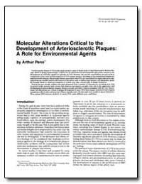Molecular Alterations Critical to the De... by Penn, Arthur