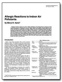 Environmental Health Perspectives Vol. 9... by Karol, Meryl H.