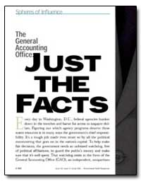 The General Accounting Office : Just the... by Schmidt, Charles W.