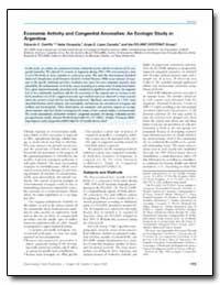 Economic Activity and Congenital Anomali... by Castilla, Eduardo E.
