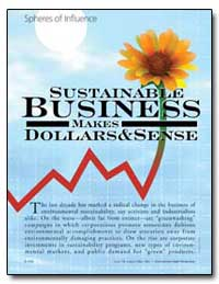 Sustainable Business Makes Dollars and S... by Fields, Scott