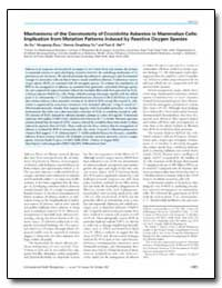 Mechanisms of the Genotoxicity of Crocid... by Hei, Tom K.