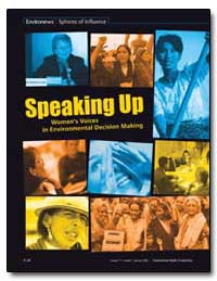 Speaking up Women's Voices in Environmen... by Clay, Rebecca