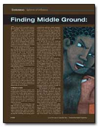 Finding Middle Ground by Dahl, Richard