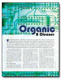 Organic a Cleaner by Frazer, Lance
