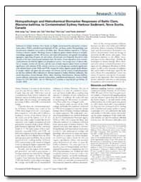 Histopathologic and Histochemical Biomar... by Tay, Kok-Leng